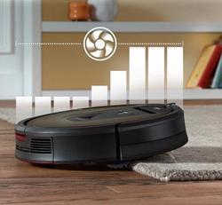 amazon alexa im roomba sprachkontrollierter staubsauger. Black Bedroom Furniture Sets. Home Design Ideas