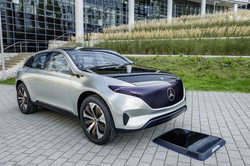 Daimler - Mercedes Benz Generation EQ