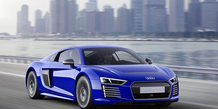 Audi Sportwagen R8 Kommt Als Elektroauto Die E Strategie Der