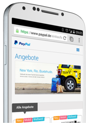 PayPal - Online-Payment