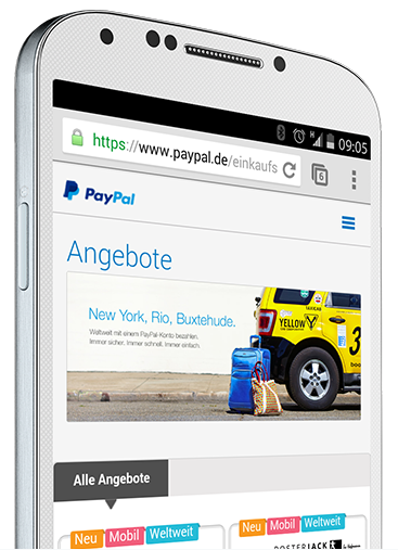 Paypal Online Bezahlen