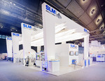 SLM Solutions - Messestand