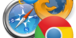 Browser - Web - Surfen - Internet - Firefox - Chrome - Edge - Internet Explorer - Safari