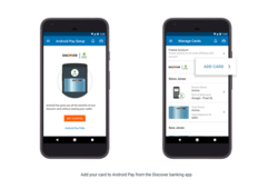 Android Pay Banking Apps