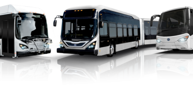 BYD - Electric Bus Lineup