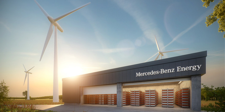 Daimler - Mercedes-Benz Energy