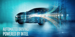 Intel Automated Driving Hero