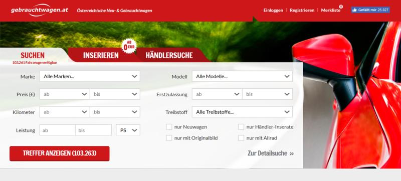 Scout24 Stärkt Mit übernahme Der Online Plattform Gebrauchtwagenat