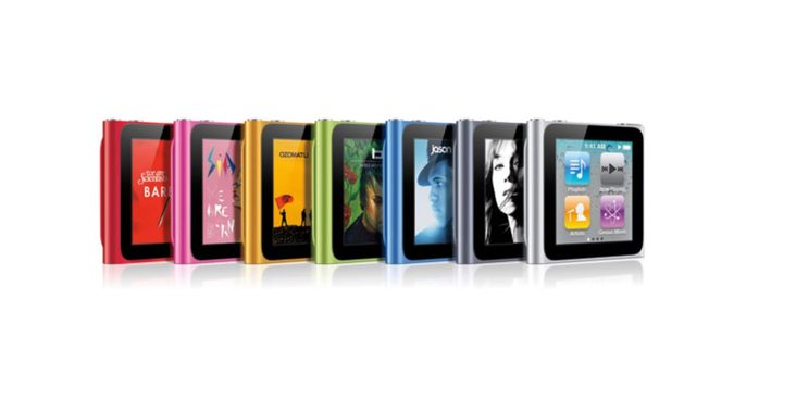 Apple iPod nano Product