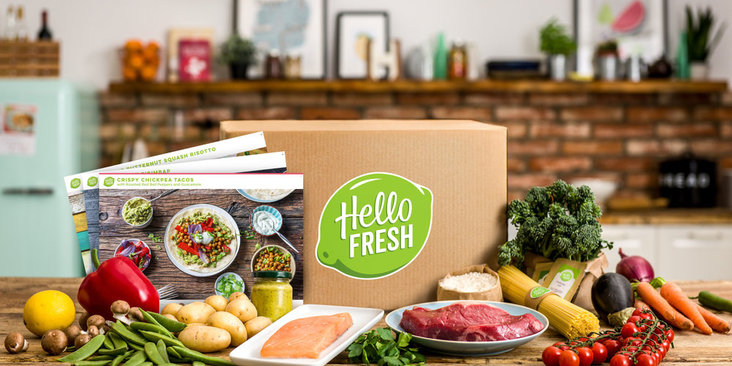 HelloFresh - Kochbox