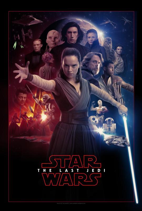 Star Wars Die Letzten Jedi Kino