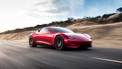 Tesla Roadster 2te Generation