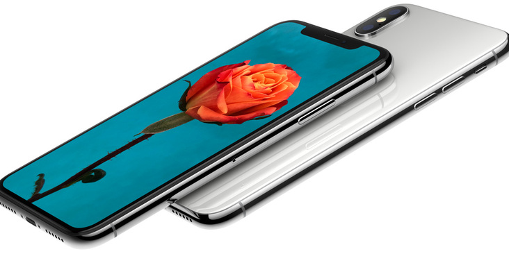 Apple iPhone X Dual Cameras