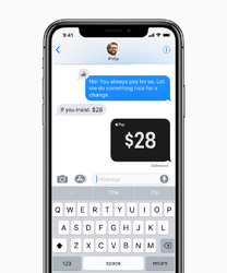 Apple Pay Screen
