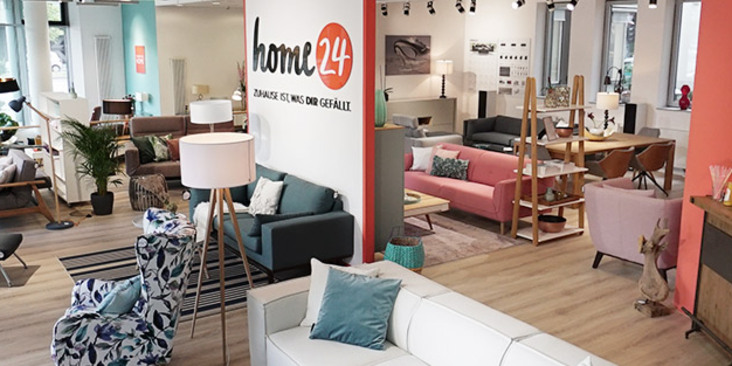 Home24 - Showroom Frankfurt