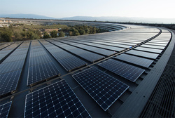 Apple Renewable HQ
