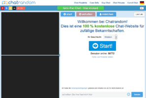 Chatroulette German Sprache