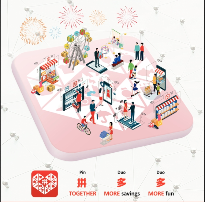 Pinduoduo: Umsatz der Tencent-Beteiligung und E-Commerce Plattform explodiert regelrecht