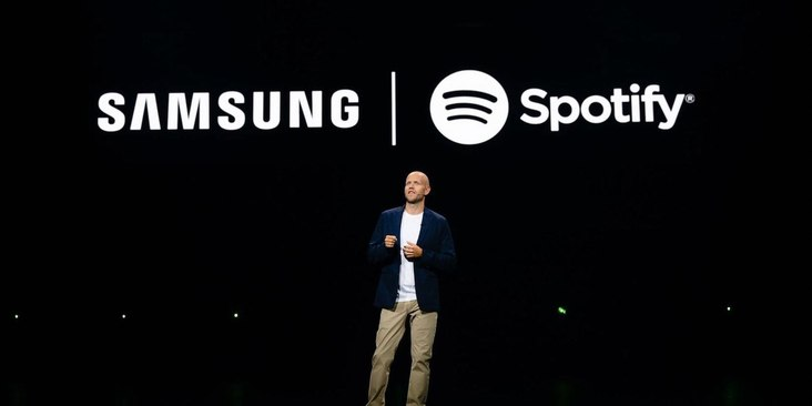 Spotify - Samsung Electronics - Music Streaming