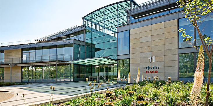 Cisco Systems Zentrale