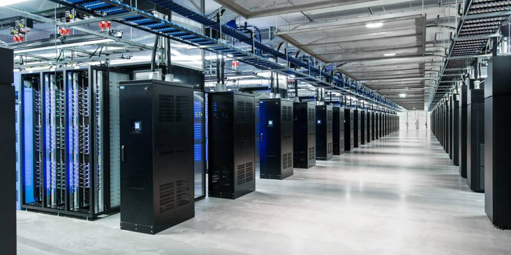 Facebook - Lulea Datacenter