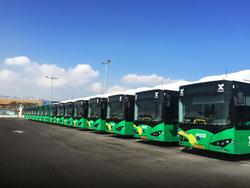 BYD liefert Elektrobusse nach Jerusalem