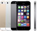 Apple iPhone 5s - colors
