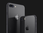 Apple iPhone 8 schwarz