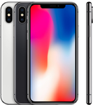 Apple iPhone X - colors