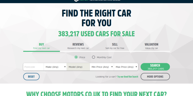 eBay - Motors.co.uk
