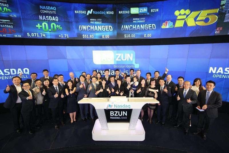 Baozun: Shopify-Pendants setzt Aktienpreis für Zweitnotierung in Hongkong auf 32,10 Dollar