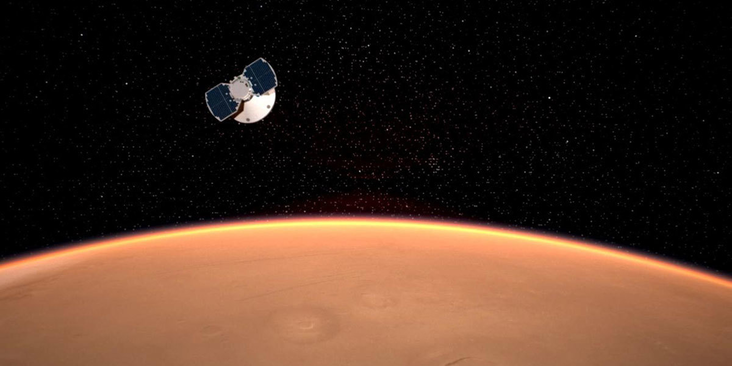 NASA - Insight Mars Lander