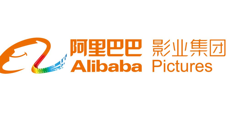 Alibaba Pictures Logo -  阿里影业