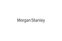 Morgan Stanley - Official Logo - black