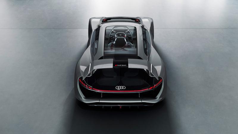 Audi produziert Supersportwagen PB18 e-tron - Tesla Roadster im Visier