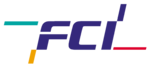 Dialog Semiconductor - FCI Logo