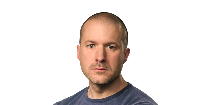 "Sir Jonathan Paul ""Jony"" Ive"