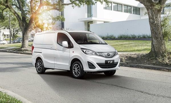 BYD steigt mit dem T3 MPV und T3 Minivan in den indischen Markt für Elektro-Vans ein