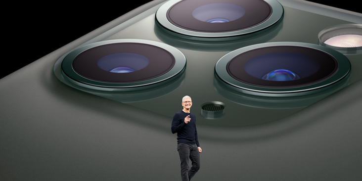 Tim-Cook - Apple Keynote Event