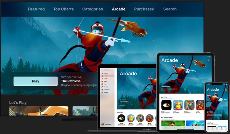 Apple Arcade startet in diesem Monat für 4,99 Euro im Monat