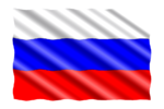 Russland Flagge
