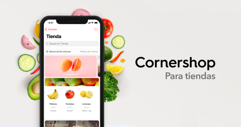 Uber kauft lateinamerikanisches Lebensmittel-Lieferdienst Startup Cornershop