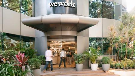Softbank erwägt offenbar Übernahme von WeWork