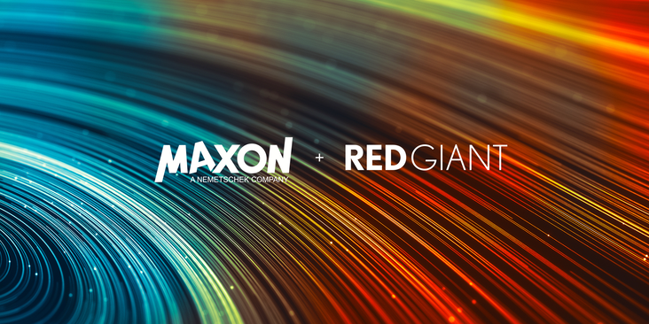 Nemetschek - Maxon - Red Giant