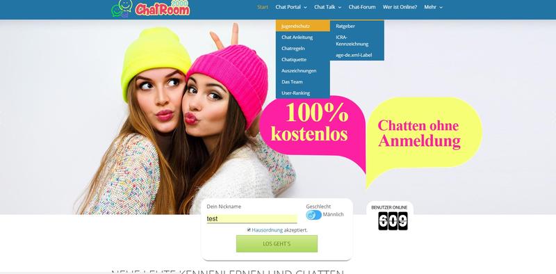 Chat-raum aus kostenlos