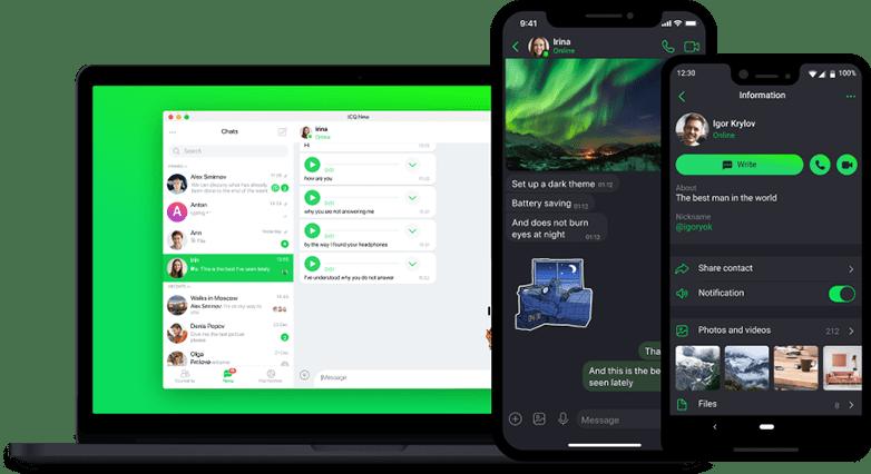 ICQ - ein alternatives Chat- und Telefonie-Programm - IT-Times