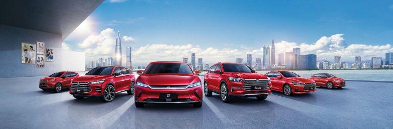 BYD: Elektroauto-Absatz des chinesischen Technologiekonzerns im dritten Quartal explodiert