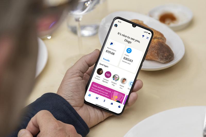 PayPal schafft eine Super-Finanz-App für Bezahlen, Shopping