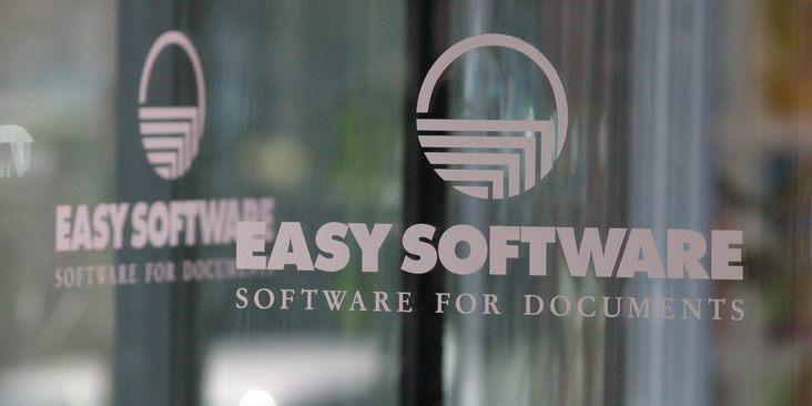 Easy Software LogoaufGlas.jpg