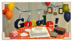 Google Birthday 2011